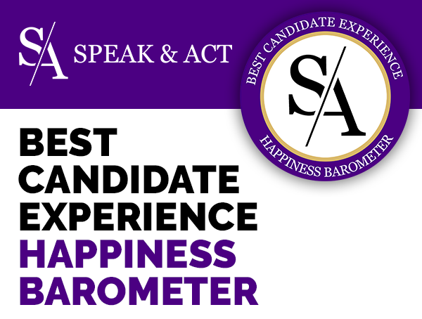 label CANDIDATE happiness barometer